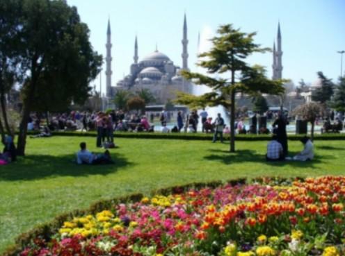 курорты в Турции