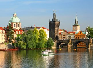 Прага что посмотреть