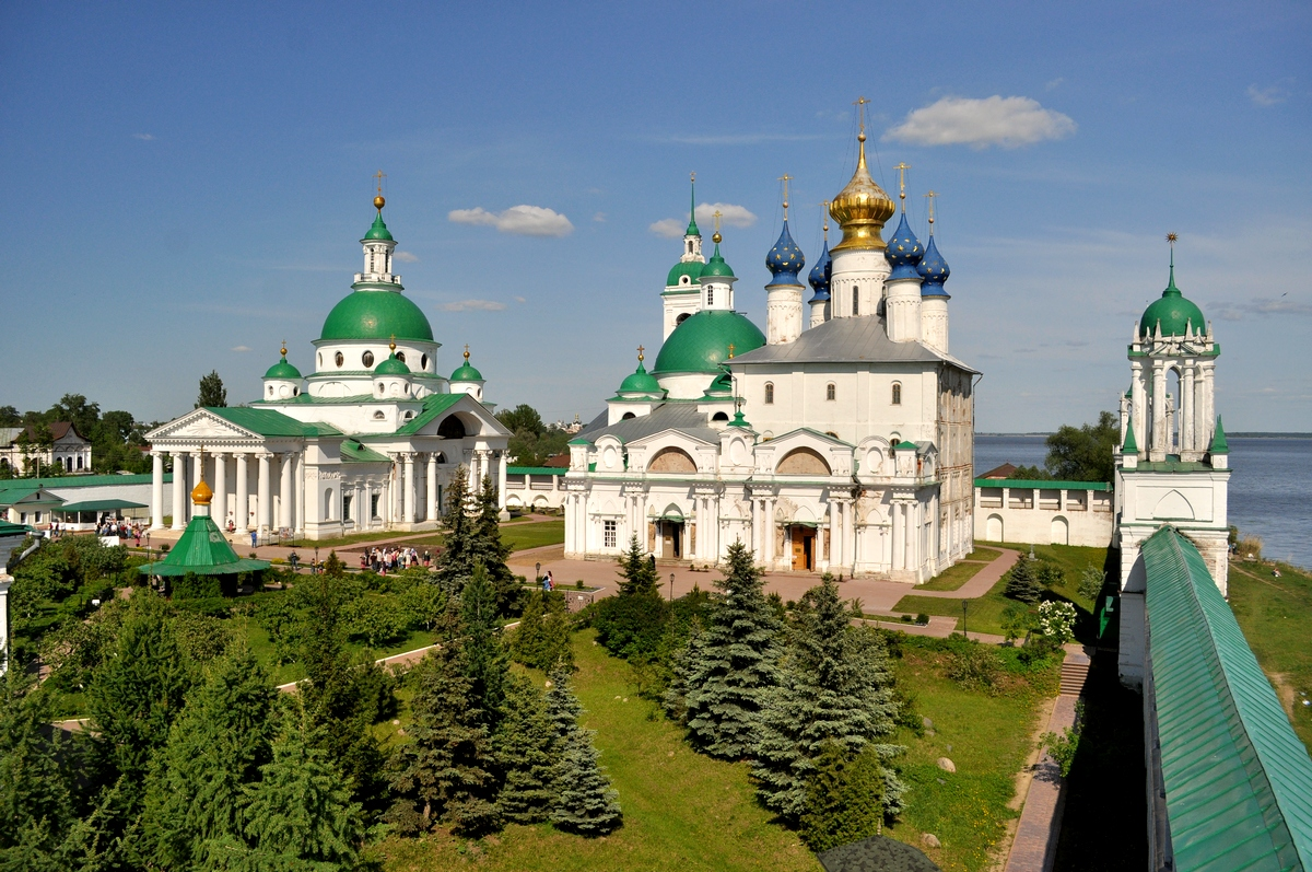 Города Золотого кольца России