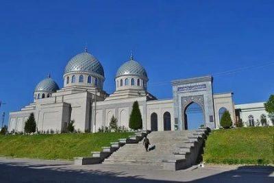 мечеть Ахрар Вали