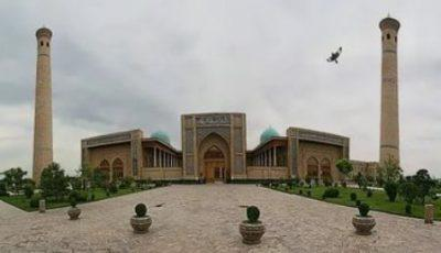 столица узбекистана