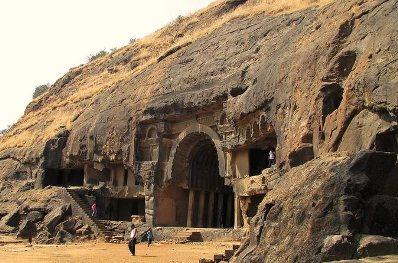 Пещеры Элефанта