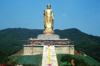 Весенний Будда