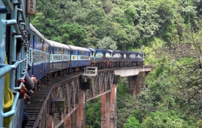 Индия, Nilgiri Mountain Railway