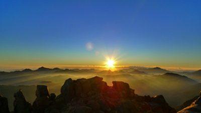 Самое-самое в мире - красивые рассветы на Земле