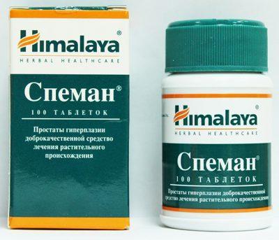 Спеман – растительное средство для повышения тестостерона у мужчин