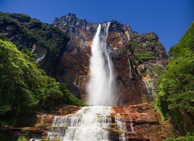 Водопады мира – выбираем самые красивые