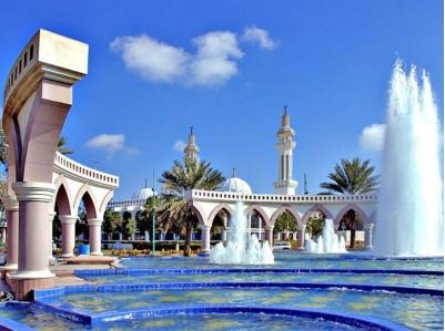 отдых в Арабских Эмиратах