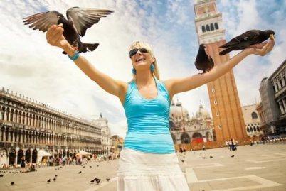 Турист-романтик