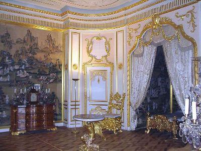 спальня императрицы
