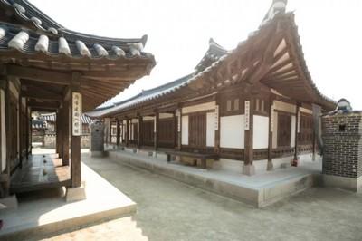 музей корейских ханок