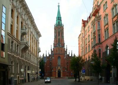 Церковь Гертруды
