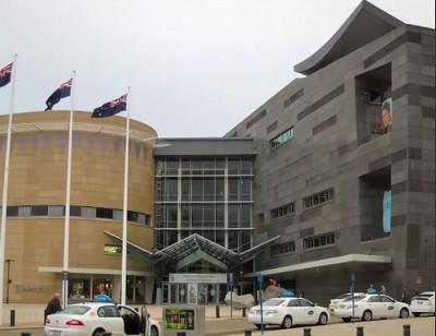 Национальный музей в Веллингтоне