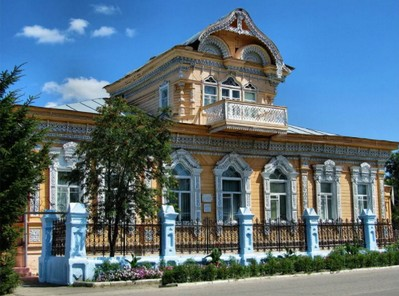 дом фабриканта Осипова