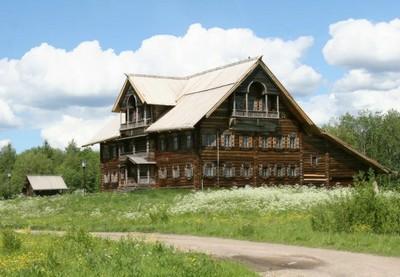 деревня Васильево